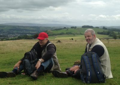 Peter and Michael Cunswick Scar 30.8.17